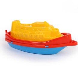 Парусные суда - Кораблик пластмассовый Технок арт.6207, 0
