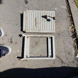 Оборудование и запчасти для котлов - Чугунная дверь котла с рамкой, 0