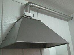 Вентиляция - Зонт вытяжной вентиляционный пристенный и…, 0