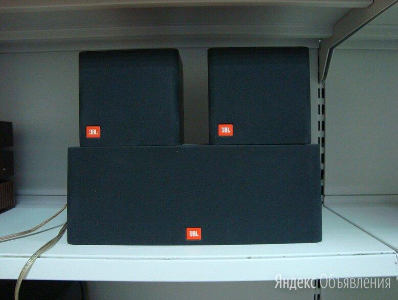 Пассивные полочные колонки JBL по цене 7500₽ - Комплекты акустики, фото 0