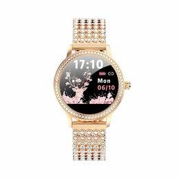 Умные часы и браслеты - Смарт часы женские KingWear LW20, 0