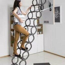 Входные двери - Лестница чердачная металлическая, 0