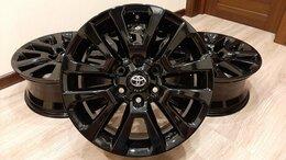 Шины, диски и комплектующие - Оригинальные диски Toyota Land Cruiser Prado R18, 0