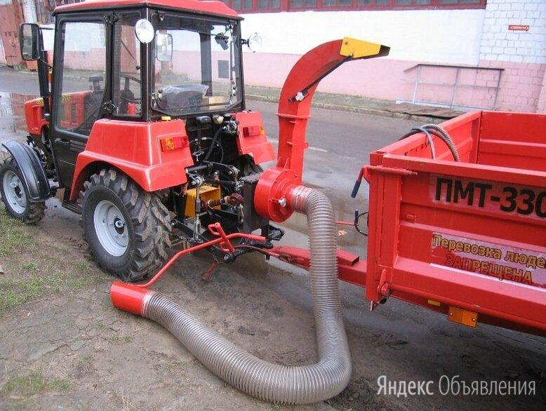 Пылесос парковый навесной тракторный ппн-320 по цене 61952₽ - Воздуходувки и садовые пылесосы, фото 0