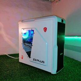 Настольные компьютеры - Игровой компьютер i7 8 ядер, 0
