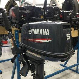 Двигатель и комплектующие  - Лодочный мотор Yamaha 5 CMHS, 0