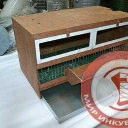 Товары для сельскохозяйственных животных - Брудер x2 для подращивания птенцов 78 блиц, 0