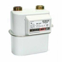 Счётчики газа - Газовый счетчик BK-G4T, 0
