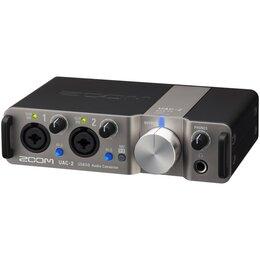 Звуковые карты - ZOOM UAC-2 Звуковая карта USB 3.0, 0