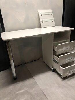 """Мебель для салонов красоты - Маникюрный стол складной """" Даллас - 2 """", 0"""