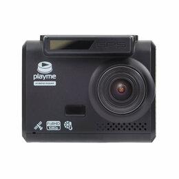 Видеорегистраторы - Видеорегистратор с радар-детектором Playme ALPHA, 0
