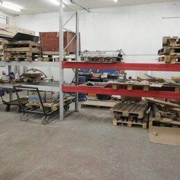 Мебель для учреждений - Стеллаж металлический из 2-х секций (2700+3600), 0