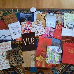 Подарочная упаковка - пакеты подарочные, 0