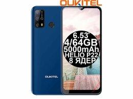 Мобильные телефоны - Новинка 2021 Oukitel C23 Pro Blue 5000mAh 4/64GB…, 0