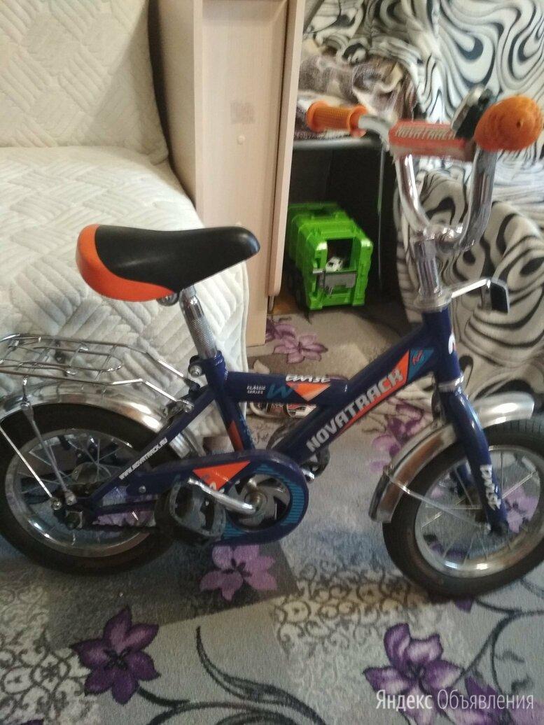 детский велосипед четырех колесный.  по цене 2500₽ - Трехколесные велосипеды, фото 0