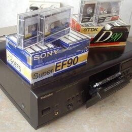 Музыкальные центры,  магнитофоны, магнитолы -  Трехголовая кассетная дека Япония    Technics RS-AZ6  , 0