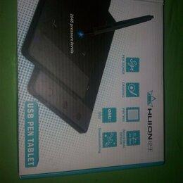 Графические планшеты - Графический планшет Huion 420, 0