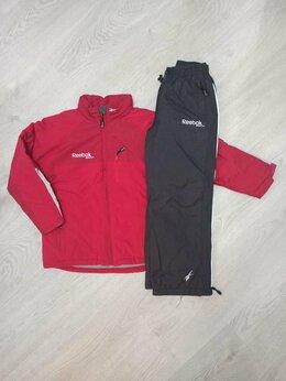 Аксессуары - Новый спортивный костюм Reebok Padded Suit 160cm, 0