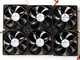 Кулеры и системы охлаждения - Цена за 6шт. вентиляторы 90мм GlacialTech 12В 3pin, 0