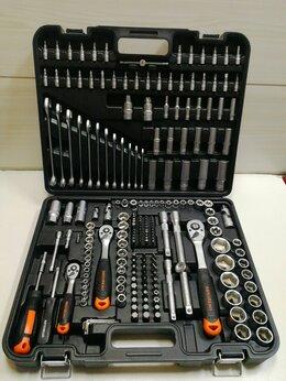 Торцевые головки и ключи - Набор инструментов 216 предметов Авто Дело , 0