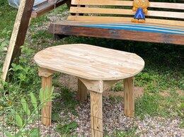 Столы и столики - Столик журнальный из дерева, 0