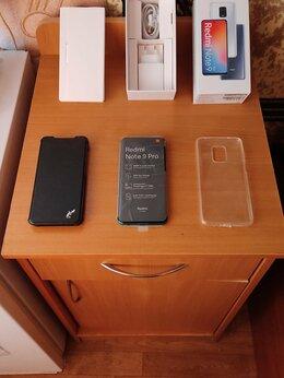 Мобильные телефоны - Xiaomi Redmi Note 9 Pro  6/128GB (зелёный), 0