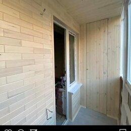 Архитектура, строительство и ремонт - Обшивка балконов , 0