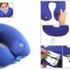 Массажная подушка для шеи антистрес по цене 950₽ - Массажные матрасы и подушки, фото 1