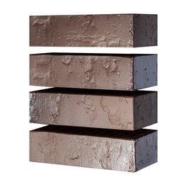 Строительные блоки - Кирпич Магма Керамик Пустотелый Темно-коричневый, 0