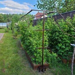 Шпалеры, опоры и держатели для растений - Шпалера для малины, 0