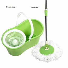 Тряпки, щетки, губки - Torbellino набор для уборки, 0