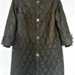 Пальто - Пальто демисезонное, стильное, р.54-56, 0