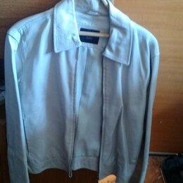Куртки - 4 YOU куртка бежевая кож. р.S, 0