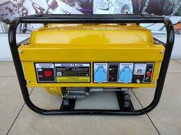 Электрогенераторы - Бензиновый генератор бизон гб-2700, 0