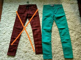 Джинсы - Джинсы и брюки, 0