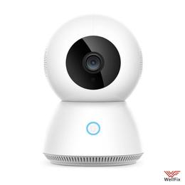 Камеры видеонаблюдения - Поворотная IP камера Xiaomi MiJia Smart 1080p MJSXJ03CM, 0