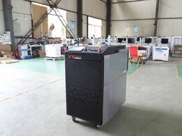 Сварочные аппараты - Аппарат лазерной сварки в Уфе, 0