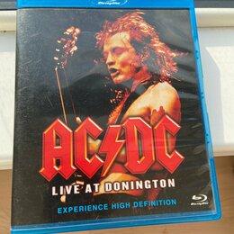 Видеофильмы - AC/DC: Live AT Donington (Blu-ray) лицензия, 0
