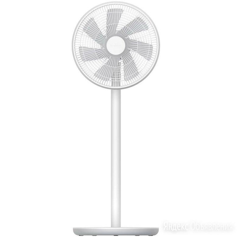 Вентилятор Xiaomi Smartmi Dc Inverter Floor Fan 2s (white) по цене 8450₽ - Вентиляторы, фото 0