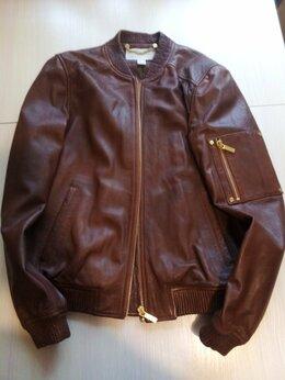 Куртки - MICHAEL женская кожаная куртка., 0