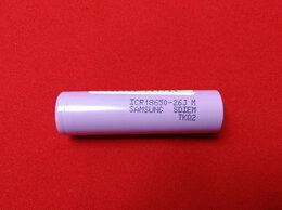 Аккумуляторы и зарядные устройства - 017221 Аккумулятор Li-Ion 18650 для SAMSUNG…, 0