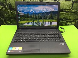 Ноутбуки - Ноутбук бу Lenovo G505 черный, 0