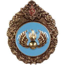 Жетоны, медали и значки -  Нагрудный знак эмблема ВДВ новая металл, 0
