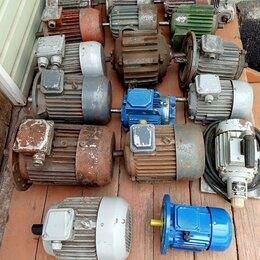 Электроустановочные изделия - Электродвигатели 3 фазные., 0
