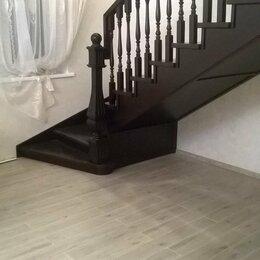 Лестницы и элементы лестниц - Лестница на второй этаж в частный дом , 0