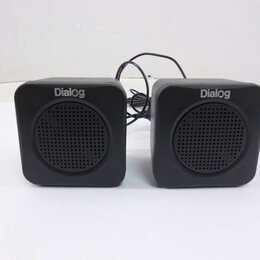 Компьютерная акустика - Мультимедийные колонки 2.0 Dialog AC-01UP, 0