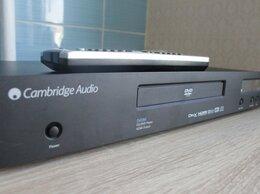 DVD и Blu-ray плееры - Cambridge Audio DVD 86 /  Pioneer BDP 320 Blu…, 0