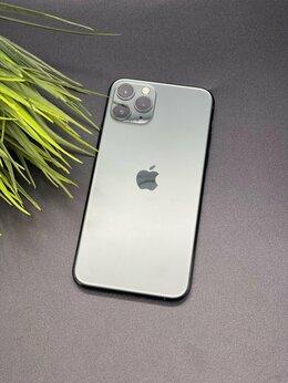 Мобильные телефоны - iPhone 11 Pro Midnight green 256 GB Б/у, 0