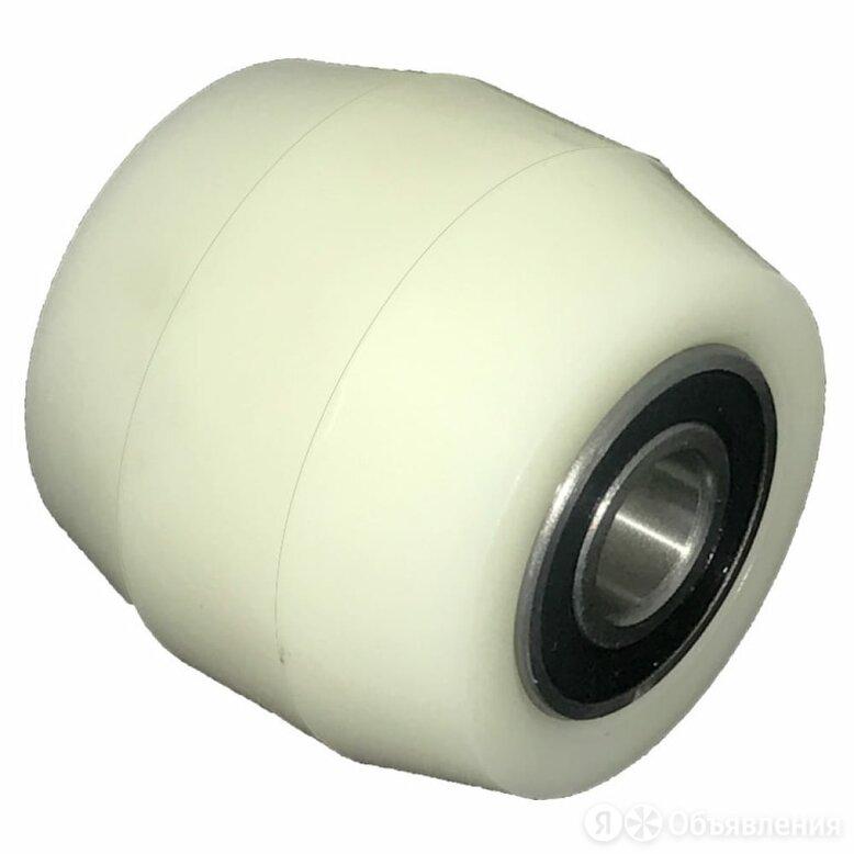 Малое большегрузное нейлоновое колесо для рохли MFK-TORG 104080-70-Drum-Nylon по цене 369₽ - Грузоподъемное оборудование, фото 0