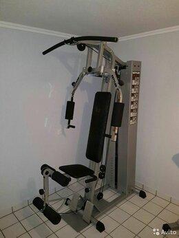Тренажеры со встроенными и свободными весами - Тренажер Kettler Basic 7710-4 в отличном состоянии, 0